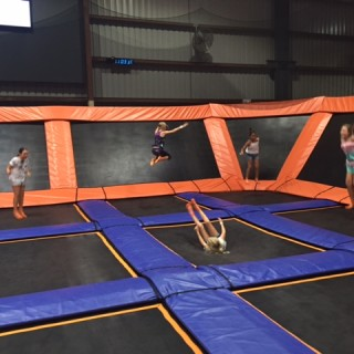 Sky Zone Birthday Party - Main Image