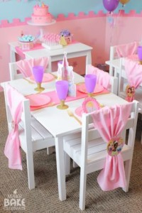 plastic tbale cloths kids chairs