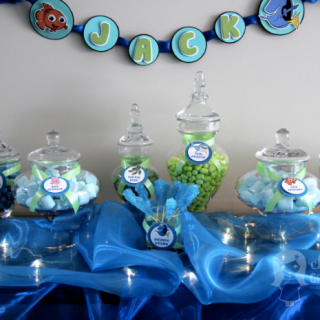 Jack's Finding Nemo birthday party - Main Image
